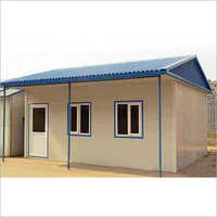 Metal Prefabricated Shelters