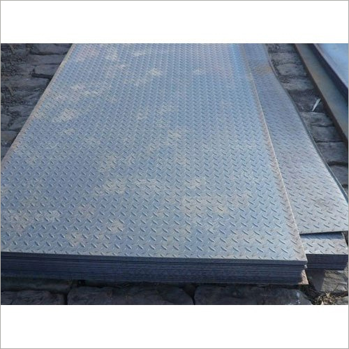 Mild Steel Chequered Plate