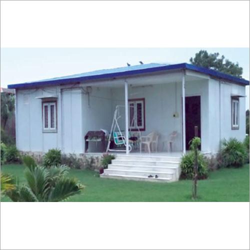 Prefabricated Modern Home