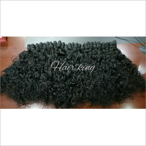 Indian Raw Jackson Curly Hair Extension