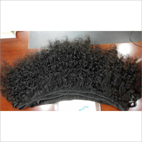Indian Raw Curly Hair Extension