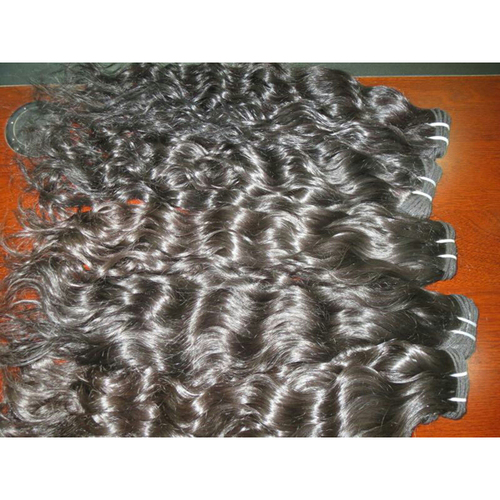 Indian Raw Wavy Hair Extensions
