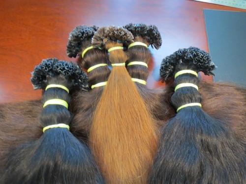 Natural Colour Tip Hair Extension
