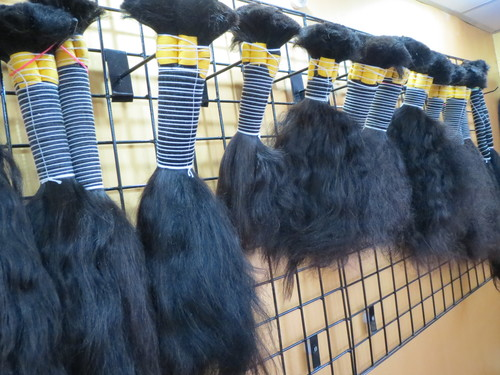 Indian Temple Bulk Hair Extension