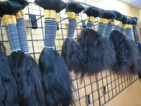 Indian Temple Bulk Hair Extension