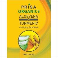 Aloevera & Turmeric Face Wash