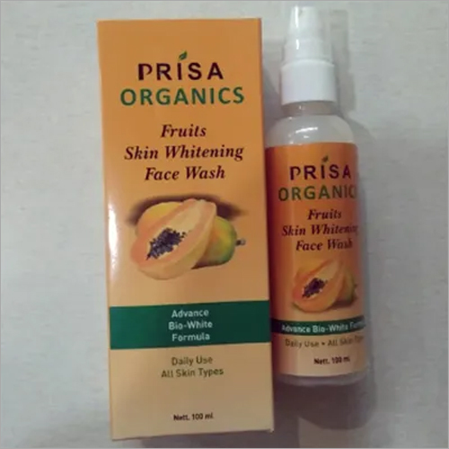 Fruits Skin Whitening Face Wash