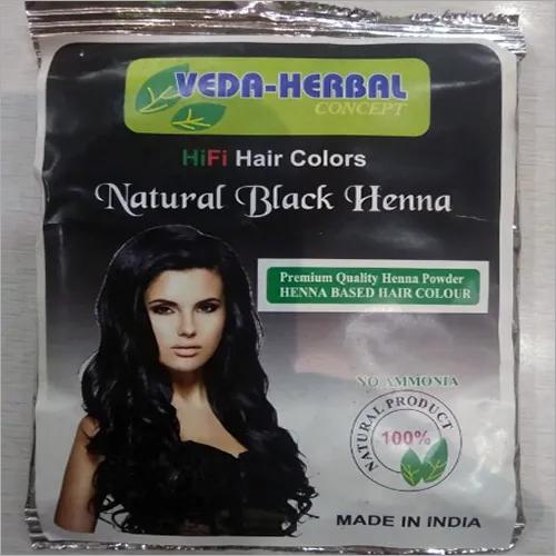 Natural Black Henna