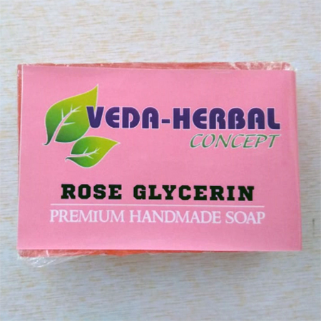 Rose Glycerin Soap