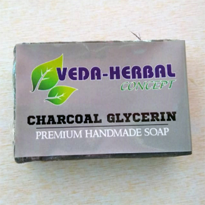 Charcoal Glycerin Soap