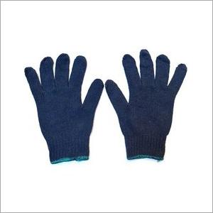Gripwell Dark Blue Cotton Gloves