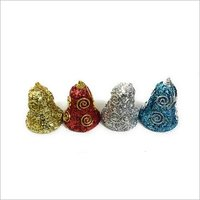 X-Mas Bells 4 Pcs Multicolor