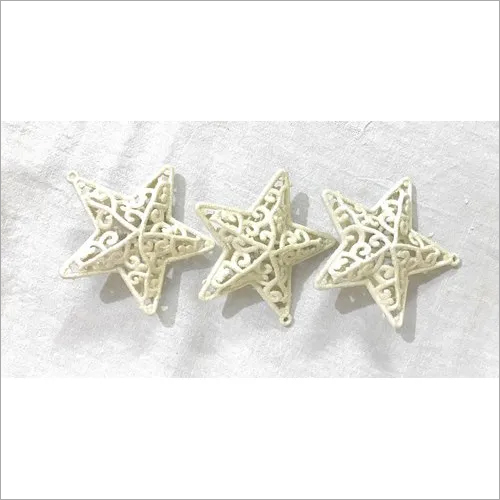 Christmas Tree Decoration Stars 3 Pcs Set