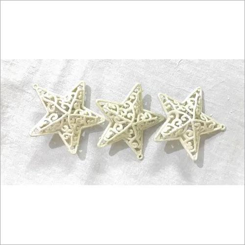 Christmas Tree Decoration Stars 3 Pcs Set