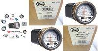 Dwyer A3000-15KPA Photohelic Pressure Switch Gauge