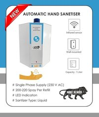 AUTOMATIC HAND SANITIZER