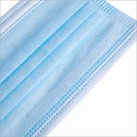 Qualified 99 Melt Blown Disposable Flat Face Mask