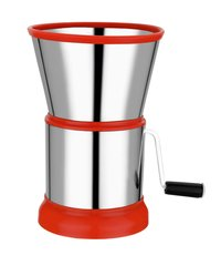SS ROUND CHILLY CUTTER DELUXE