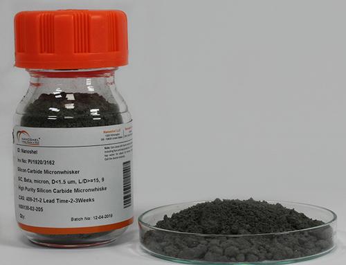 Silicon Carbide Whisker Nanopowder
