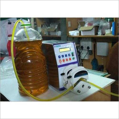 Double Channel Peristaltic Liquid Filling Dosing Pump