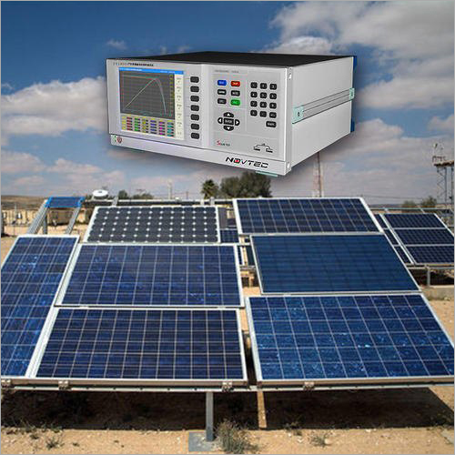 IV Measurement System for Solar Cell
