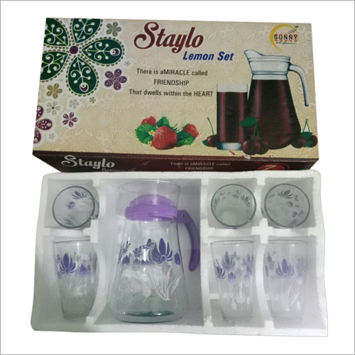 6 Pcs Staylo Lemon Set