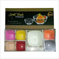7 Pieces Pudding Set