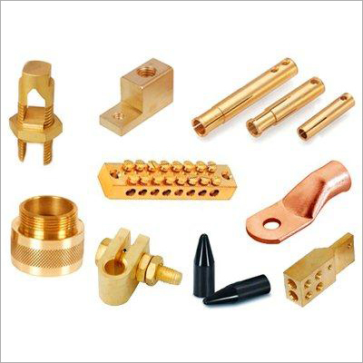 Brass Forged Earthing Accessories