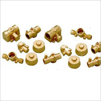 Brass Forged Parts Components