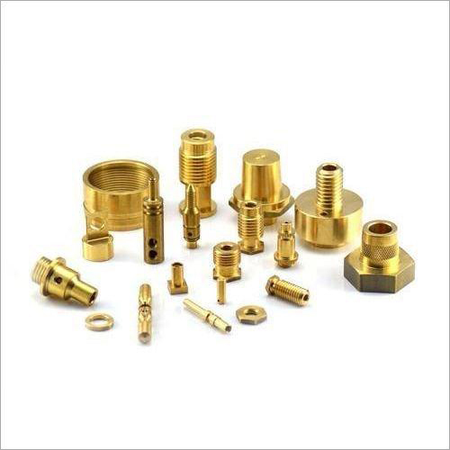 CNC Brass Turned Components