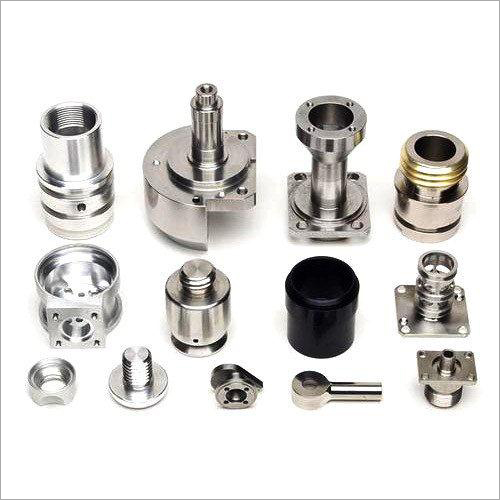 Advance Steel CNC Machined Components