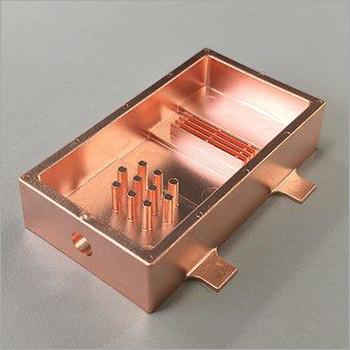 Copper Enclosure Parts