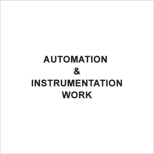 Automation & Instrumentation Work