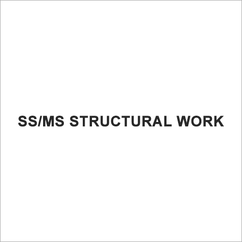 SS-MS Structural Work
