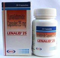 Lenalid 25 Capsule (Lenalidomide (25mg) - Natco Pharma Ltd)