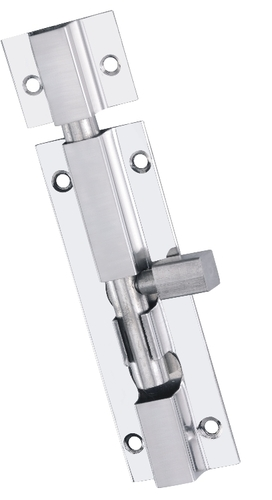 Two Piece Square Tower Bolt