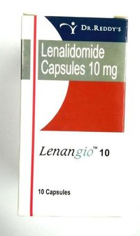 Lenangio 10 Capsule (Lenalidomide (10mg) - Dr Reddy's Laboratories Ltd)