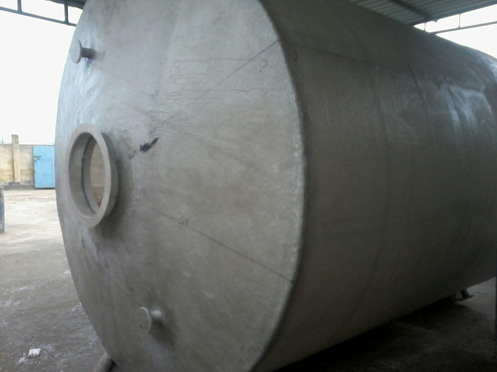 Bulk Acid Storage Tank
