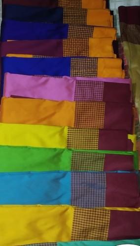polyester saree