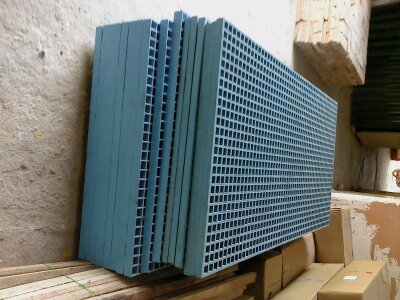 FRP Anti-Slip Grating