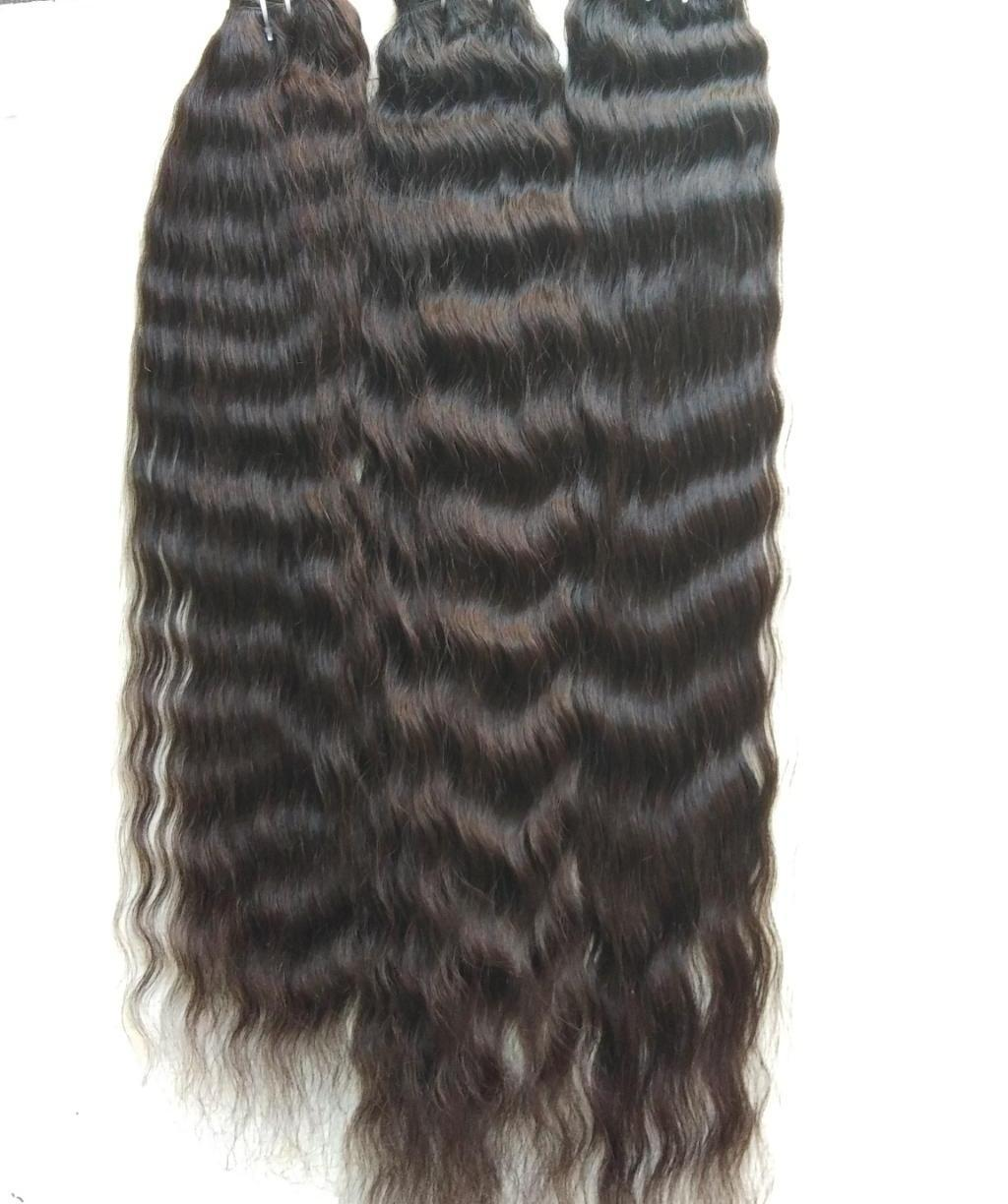 Top Quality Brazilian Virgin Human Hair Extensions