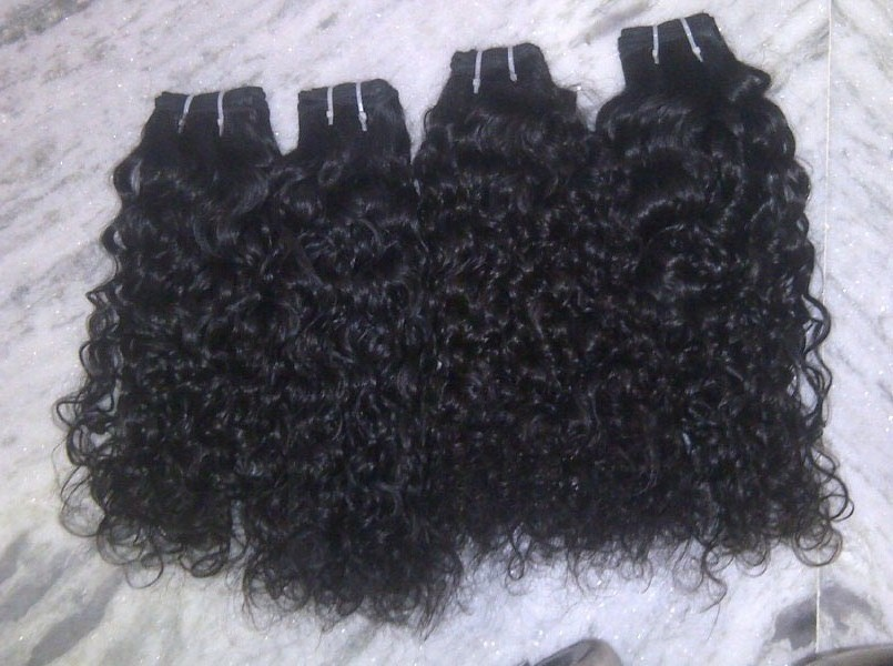 Deep Curly Hair Weaves, Top Quality No shedding Tangle Free