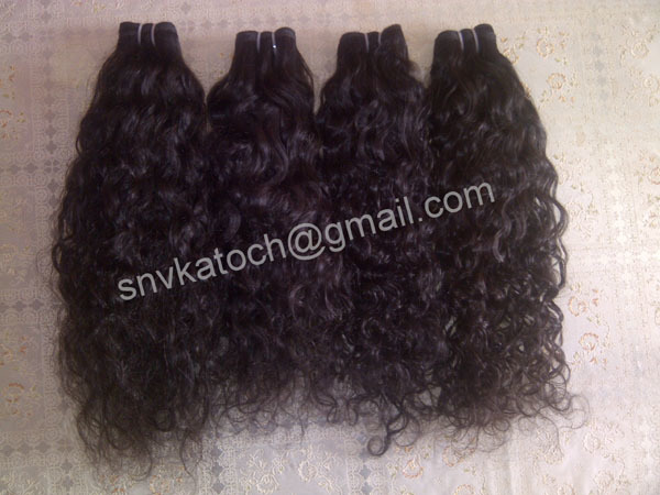 High Quality Water Wave Brazilian Cuticle Aligned Hair