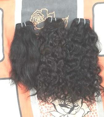 100% Virgin Curly  Human Hair ,top Quality