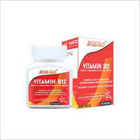 Vitamin B12 Methyl Cobalamin And Folic Acid Tablets