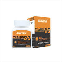 Vitamin D3 Cholecalciferol Tablets