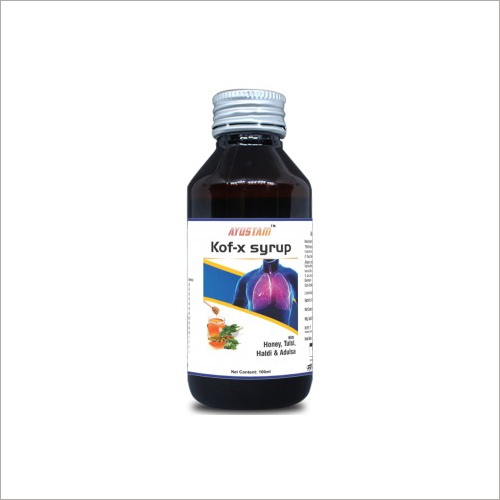 Kof-x Cough Syrup