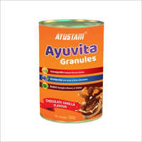 300gm Chocolate And Vanilla Flavor Protein Powder Granules