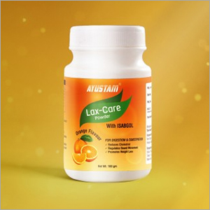 Lax Care Powder With Isabgol