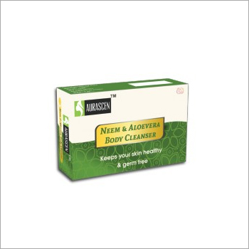 Neem and Aloevera Body Cleanser Soap